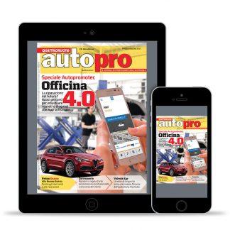 Abbonamento a Quattroruote Autopro digital edition