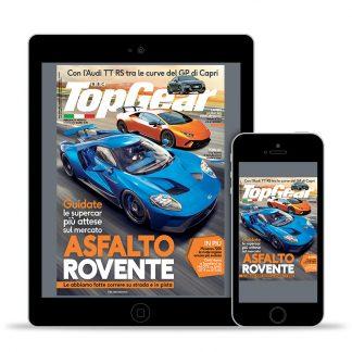 Abbonamento a TopGear digital edition