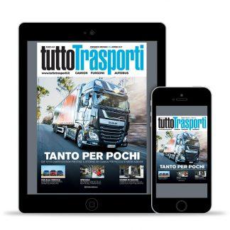 Abbonamento a Tuttotrasporti digital edition